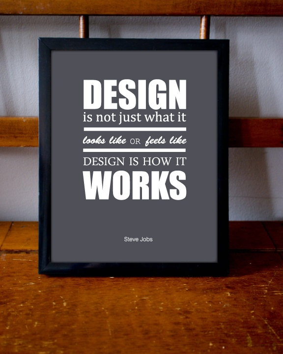 Inspiration for ky 39 s new office steve jobs quote about for 8x10 office design