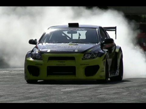 Tanner Foust's 09 Scion tC Drift Car in Detail - Formula Drift 2009