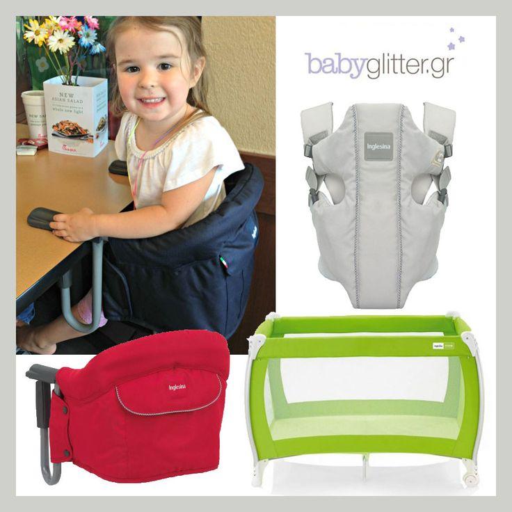 Λατρεύουμε τα προϊόντα της Inglesina, το ίδιο και τα παιδιά! babyglitter.gr http://babyglitter.gr/brands/inglesina/