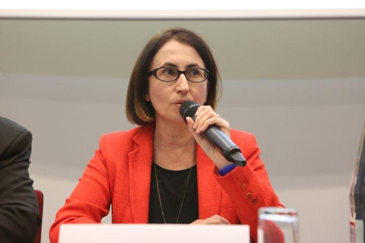 Laurence Renaud, Directrice communication, Caisse d'Épargne Bretagne Pays de Loire