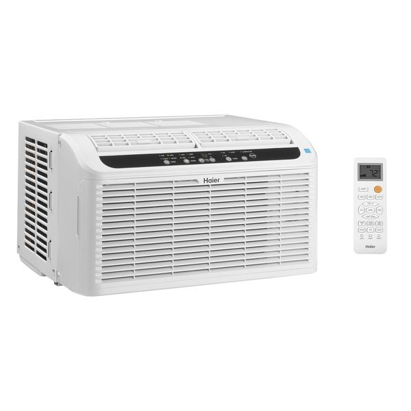 Haier Serenity Series 6 000 Btu 115v Ultra Quiet Window Air Conditioner Ac Unit Quiet Window Air Conditioner Window Air Conditioner Window Unit