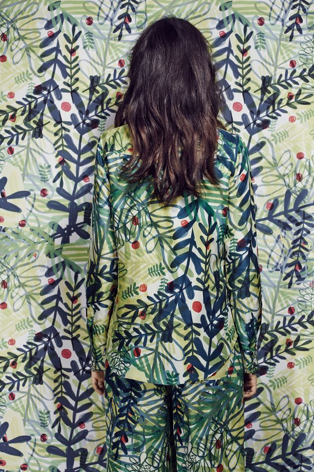Eleonora Carisi, jungle prints