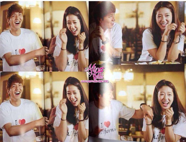 minshin couple so cute!