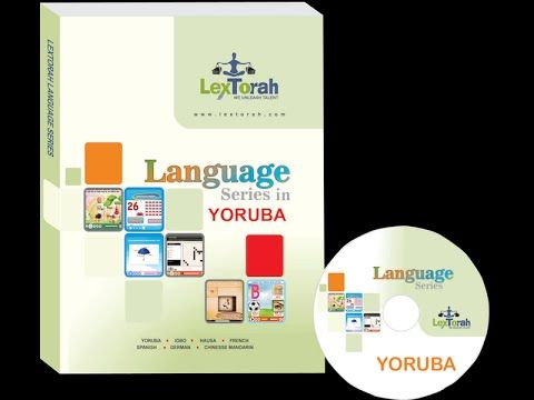LEARN YORUBA LANGUAGE WITH EASE