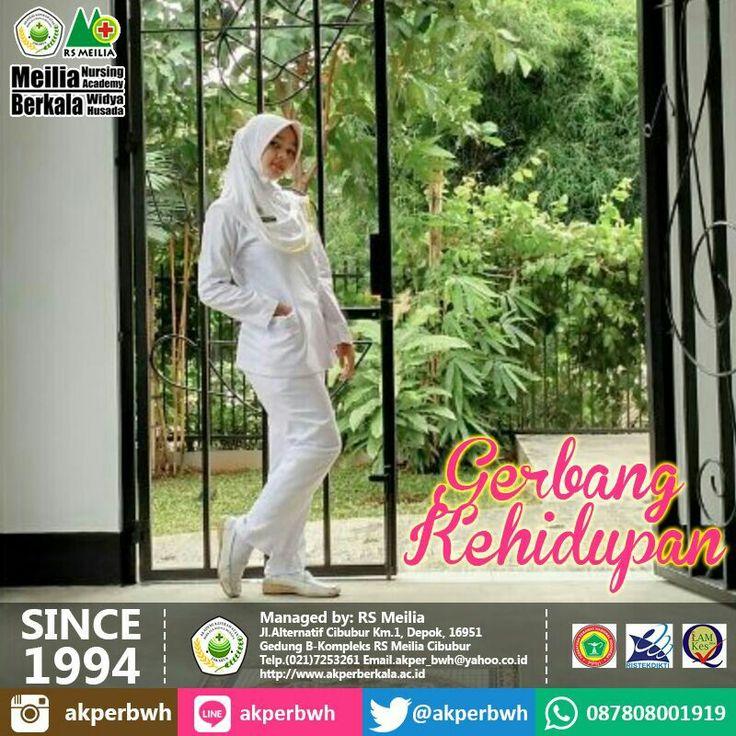 Perawat di GERBANG KEHIDUPAN yang indah dalam melayani masyarakat • • #akper #akademi #keperawatan #akperberkala #cibubur #depok #cileungsi #bekasi #bogor #tangerang #jakarta #indonesia #mahasiswa #kampus #kuliah
