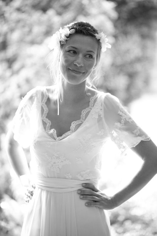 robe-dentelleFashion, Style, Wedding, The Dresses