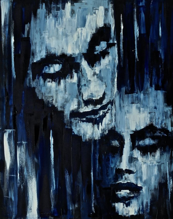 You are my Rain, You are my Water - minimal and sensual art by Polish visual artist Jacek Sikora