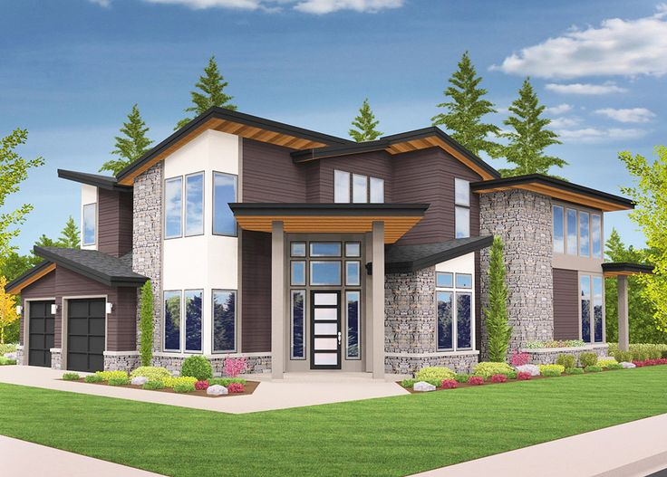 17 best images about vision board on pinterest 2nd floor for Angled entry house plans