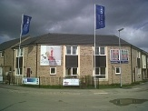 Show Home Flag Poles and Flags
