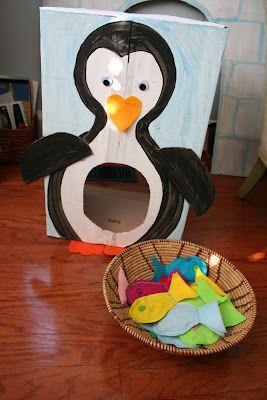 * Penguin Party Games