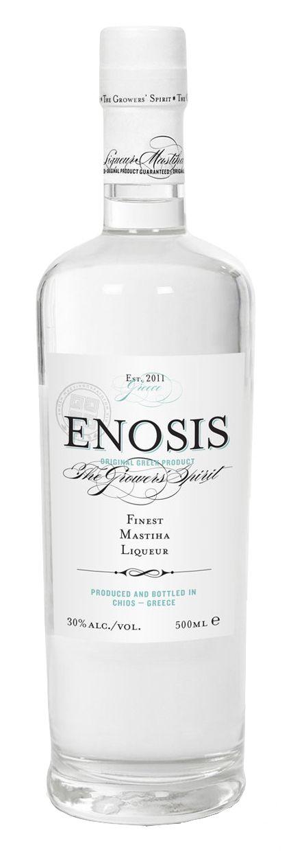 Enosis Mastiha Liqueur | Greece