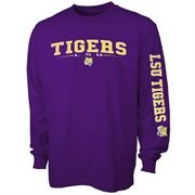 LSU Tigers Men's Apparel - LSU Clothing For Men, Louisiana State University Gear, Jerseys, T-Shirts, Hats - Geaux Tigers!