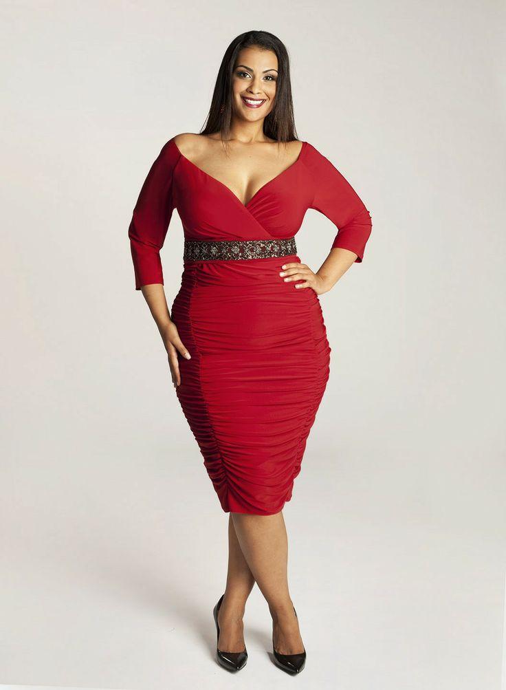 IGIGI by Yuliya Raquel's Ambrosia Dress in Red. I just ...