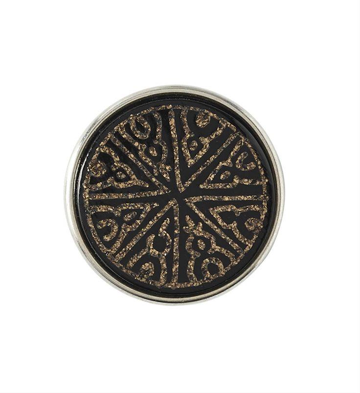 Noosa Amsterdam Pure chunk Samarra. Dit patroon symboliseert de historische vondsten uit het oude Samara, een Irakeese stad. Het staat voor een sterke creatieve geest - NummerZestien.eu