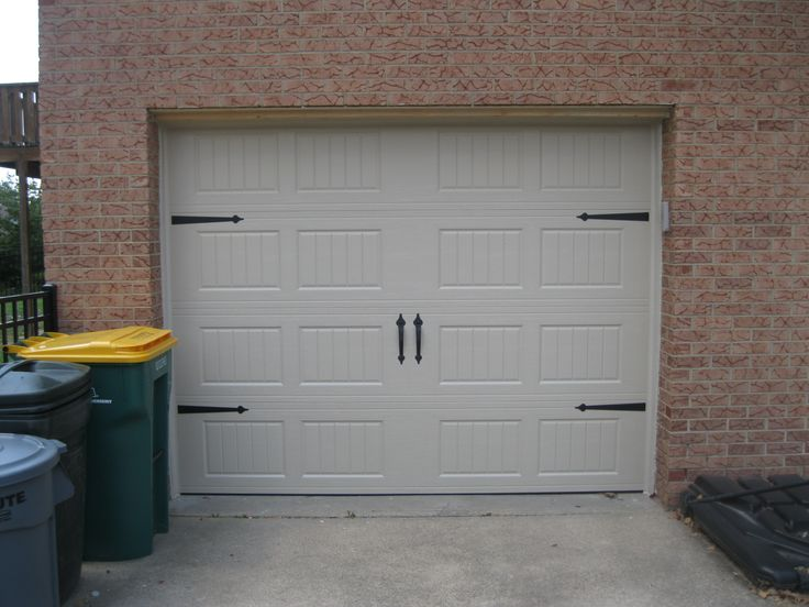 High Quality Amarr Designers Choice 500 Doorwith Decorative Hardware Installed Near  Pittsburgh By Thomas V. Giel Garage