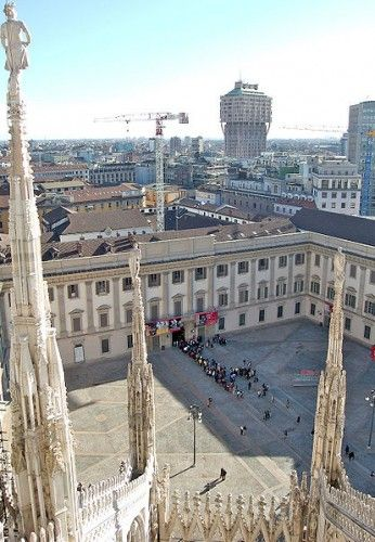 AD Classics: Torre Velasca / BBPR | ArchDaily