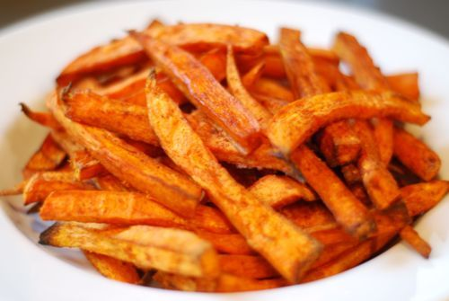 Oven-Baked Sweet Potato Fries | Award-Winning Paleo Recipes | Nom Nom Paleo
