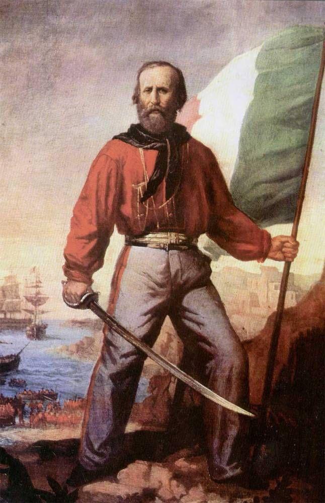 Il Risorgimento | Great World Leaders | Giuseppe garibaldi ...