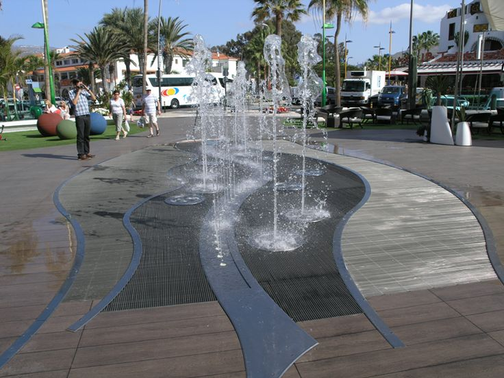 urban fountains - Google Search