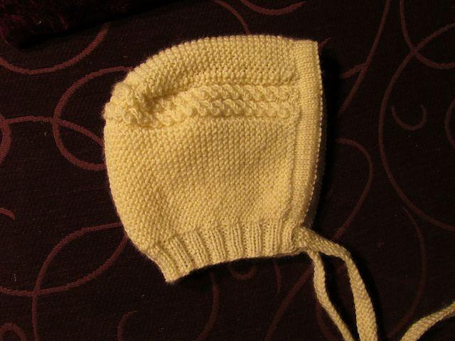 Teaching Knitting Rhyme : Ravelry princess bonnet pattern by rian anderson