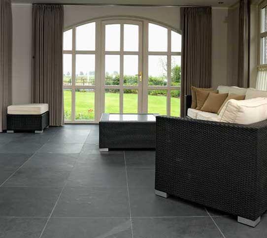 17 beste idee n over leisteen tegels op pinterest - Vloeren vinyl cement tegel ...