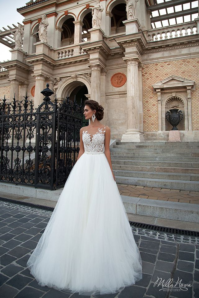 Chelsi / Milla Nova / Wedding Fashion.Wedding Dress / Bridal.