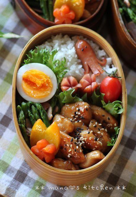 高校生活最後のお弁当♪ : ** mana's Kitchen **