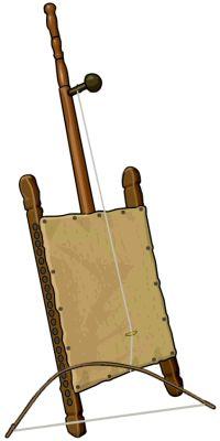 RABAB/RABABA El Rebab, Rebap, Rabab, Rebeb, Rebaba, Rababah, Al-Rababa, en árabe الرباب رباب, es un instrumento de cuerda frotada, cuyos origenes se remontan al siglo VII en Afganistán. A consecuencia de la ruta de la seda se extendio por Asia, al Oriente medio, Europa y norte de Africa.  Pariente entre otros de el Kamancheh, Kamancha, Kemanche, Kemenche, Kemenche Irani, armenio etc, .., Jawzah Irani, el Rebaba egipcio, el Ravanhatta indio, el Rabel , las Lira Cretense, el Rebec, la Gadulka…