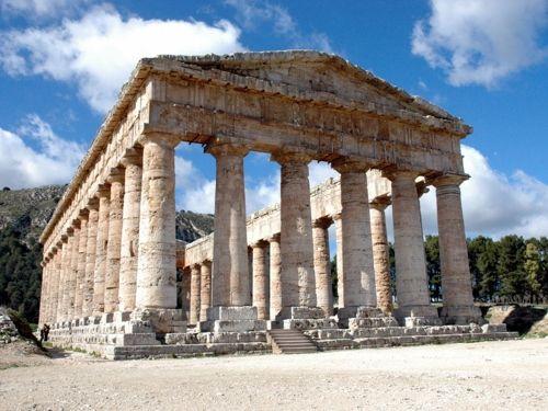 Tempio di Segesta... Trapani!