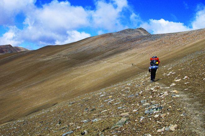 Backpacking the Skyline Trail in Jasper National Park