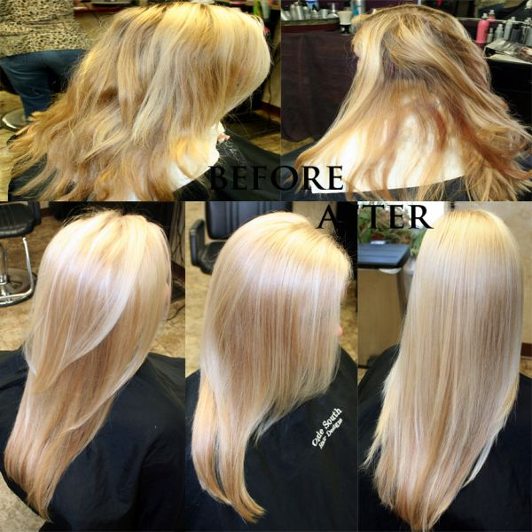 816 best hair colour formulas images on pinterest hair color from box brass to creamy cool obsessed with this color correction she had pmusecretfo Gallery