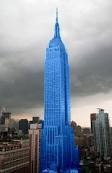Light it Up Blue April 2nd ... Empire State Building.
