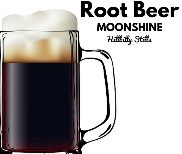 Root Beer Moonshine Recipe