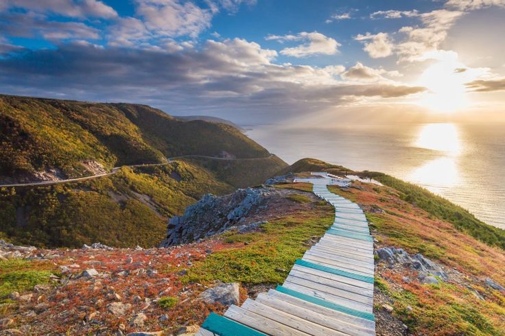 Кейп-Бретон-Хайлендс — национальный парк Канады