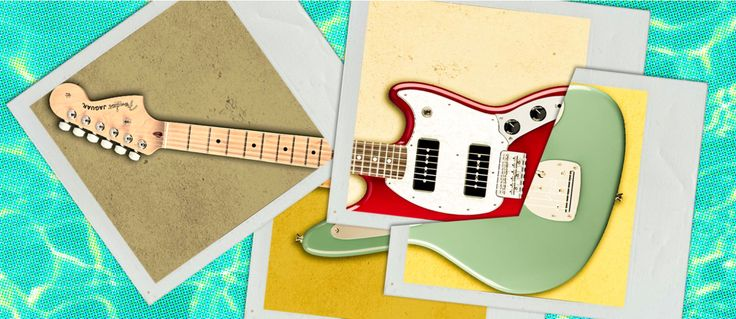 Cobain's Brainstorm: The Jigsaw Story of the Jag-Stang — How the Nirvana frontman dreamt up a unique Jaguar, Mustang mashup.