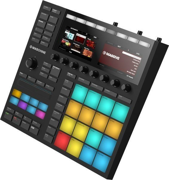 Native Instruments Maschine Mk3 Production And Performance System With Komplete 12 Select Native Instruments Instruments Maschine
