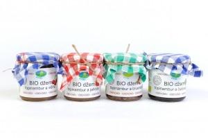 Organic jam from topinambur