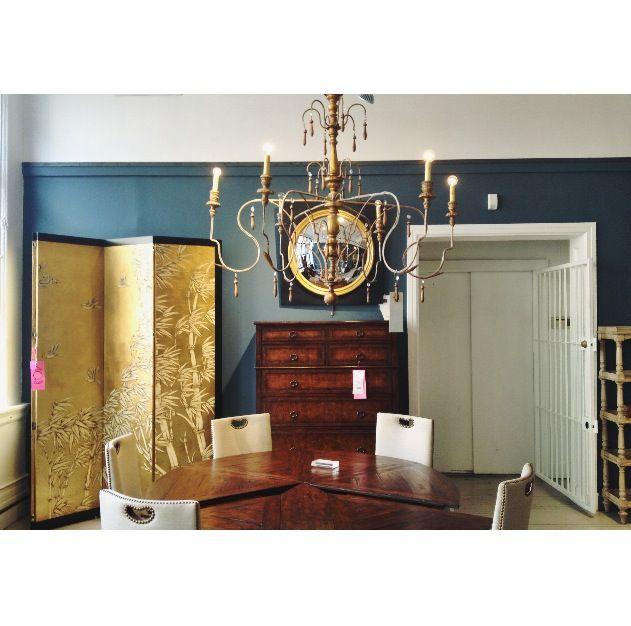 Canopy Designs Manoir Chandelier At ABC Home @esthergabrielid @abccarpet