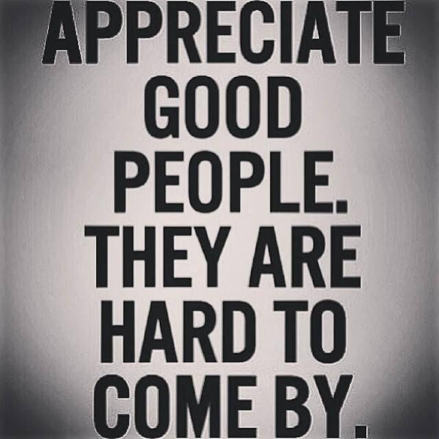 Good People Quotes: Show Appreciation Quotes. QuotesGram
