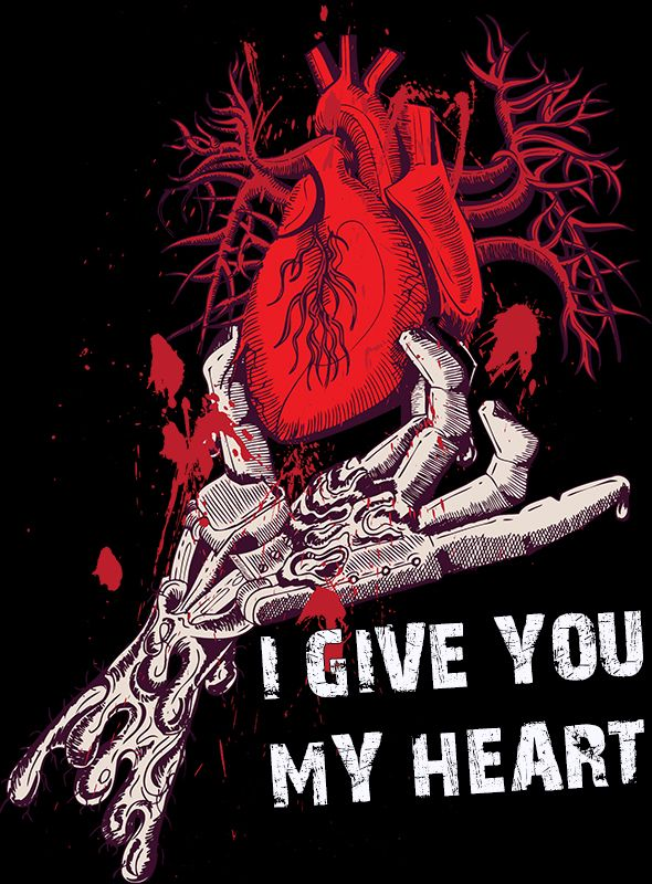 I Give You My Heart (Version 04) 2014 Collection  -  © stampfactor.com