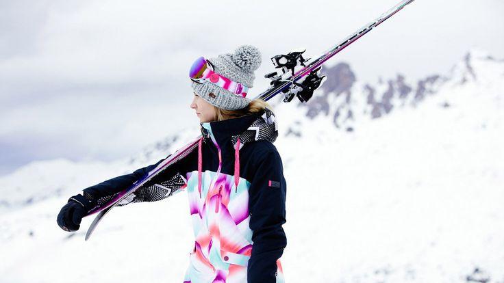 Roxy Snowboard brand and lifestyle Dara Howell Roxy Snowboard brand and lifestyle Roxy Snowboard team member Roxy #ROXYsnow www.roxy.com @Roxy By Roxy