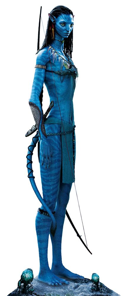 Neytiri from Avatar                                                                                                                                                                                 More