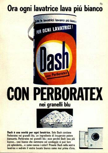 il bidone del Dash