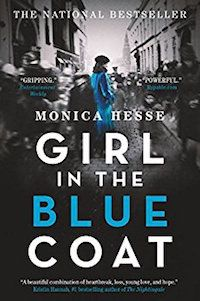 One of the most exciting and talked about new releases of 2017, the Girl in the Blue Coat by Monica Hess makes our list of the year's award winning books!