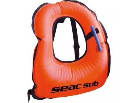 SEAC SUB Надувной спасательный жилет seac vest
