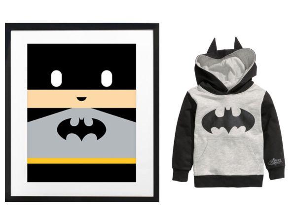 Is jou zoon of dochter gek van Batman? Ga dan voor een heuse Batman-slaapkamer. Stoere jongens én meisjes voelen zich helemaal gelukkig met de superheld in h...