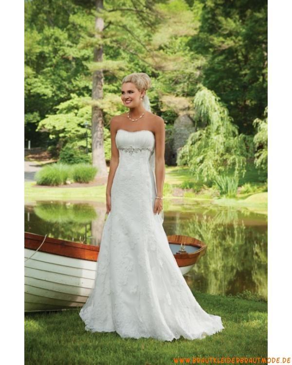 Günstige Brautmode aus Spitze