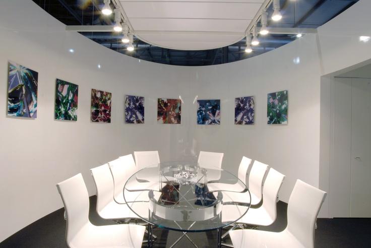 stand Luxottica, 2007 | project Letizia Marino + Luisella Italia + Domenico Raimondi | www.facebook.com/thesignlab