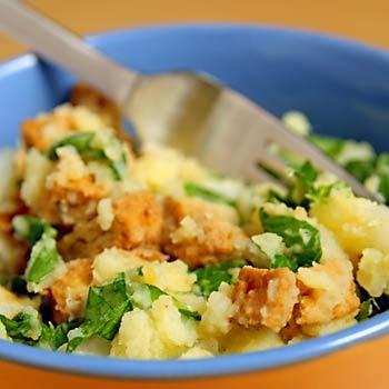 Bok choy and smoked tofu hash | Good Day (vegan) Sunshine | Pinterest