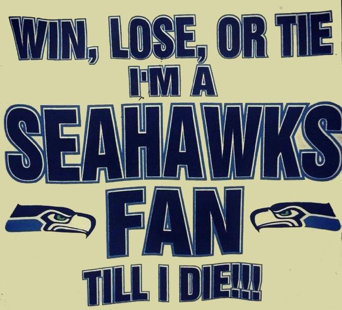 Discover ideas about Seahawks Fans - pinterest.com